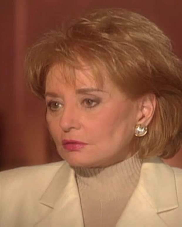 Barbara Walters - College Years