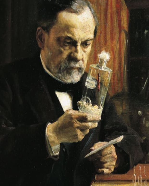 Louis Pasteur - Mini Biography