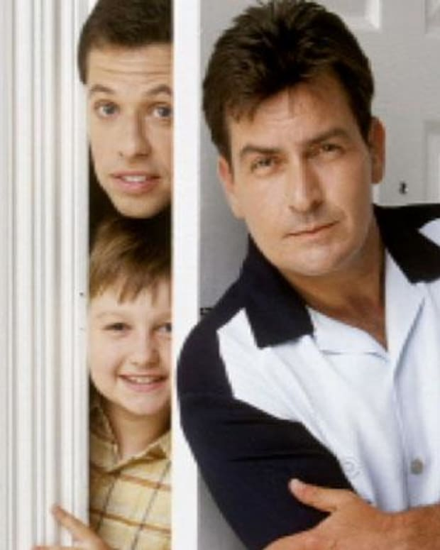 Charlie Sheen: Bad Boy on the Edge - One and a Half Men