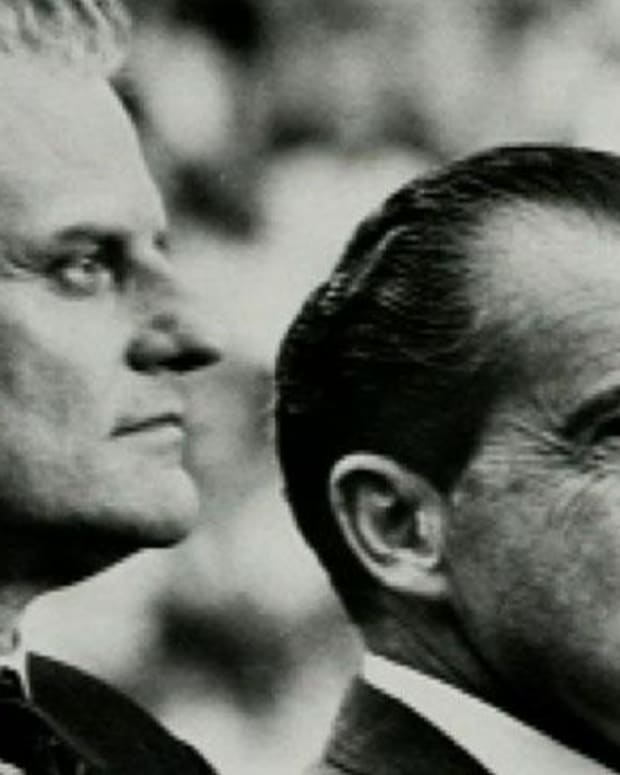 Billy Graham - Nixon