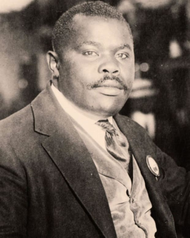 Marcus Garvey - Mini Biography