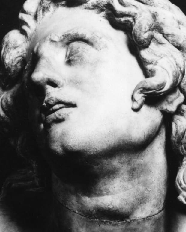 Alexander the Great - Mysterious Death