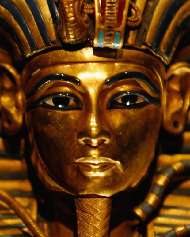 King Tut - Death Examined