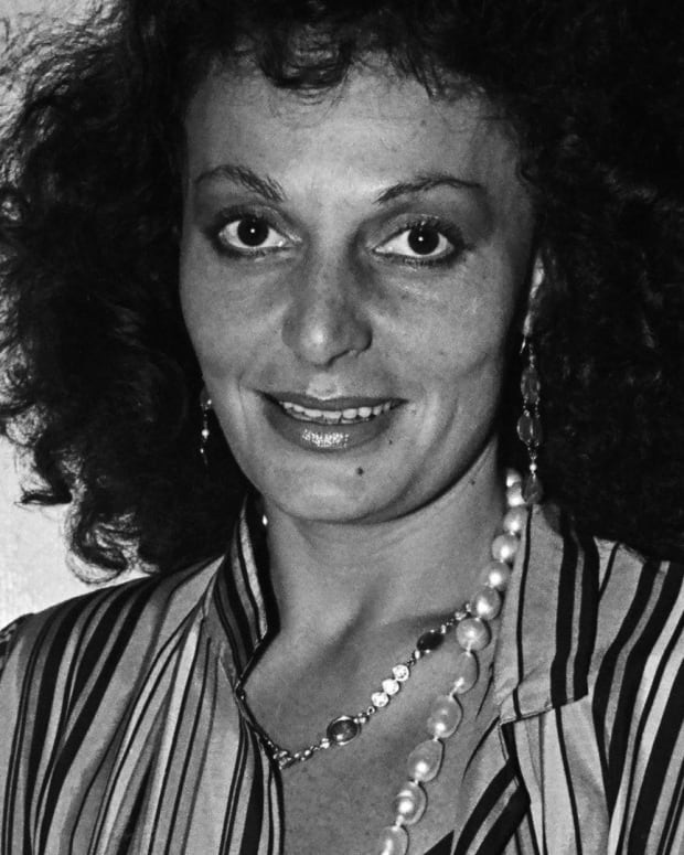 Diane von Furstenberg: Mini Biography