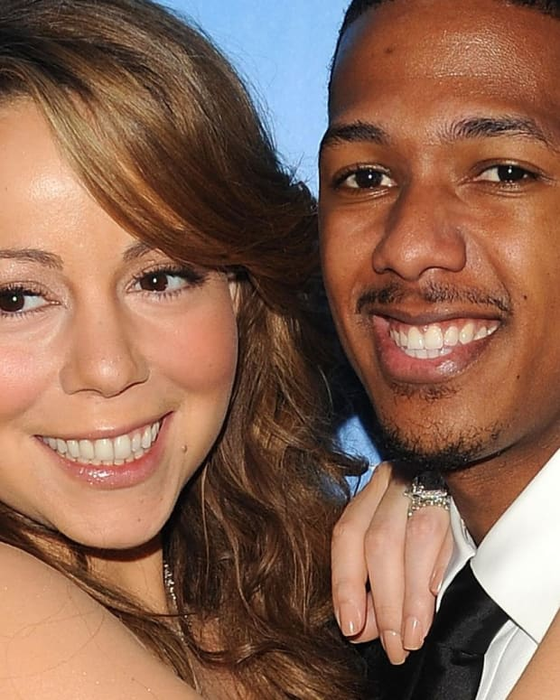Mariah Carey - Meeting Nick Cannon