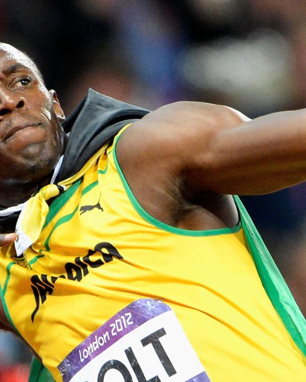 Usain Bolt - Mini Biography