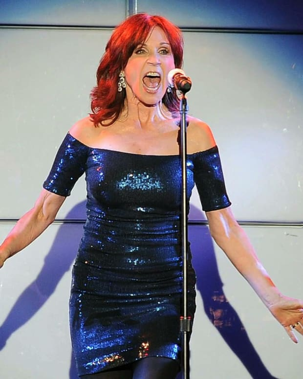 Marilu Henner - Grease on Broadway