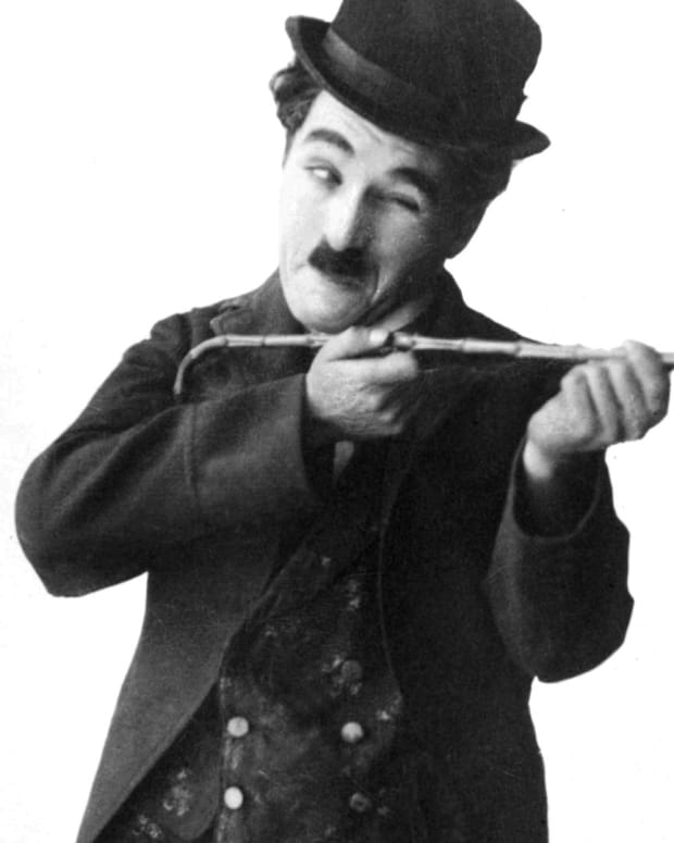 Charlie Chaplin - The Charming Clown