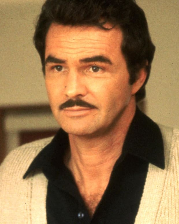 Burt Reynolds - Hollywood Star