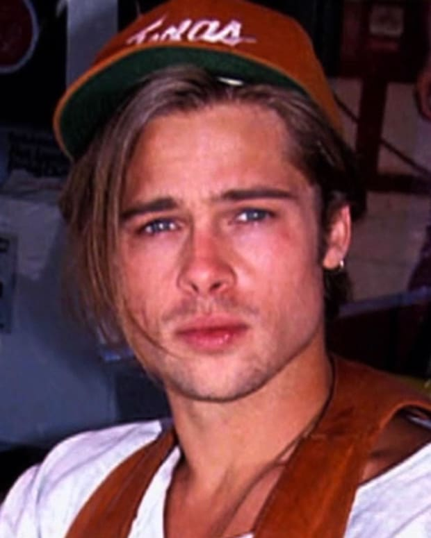 Brad Pitt - Early Acting Career