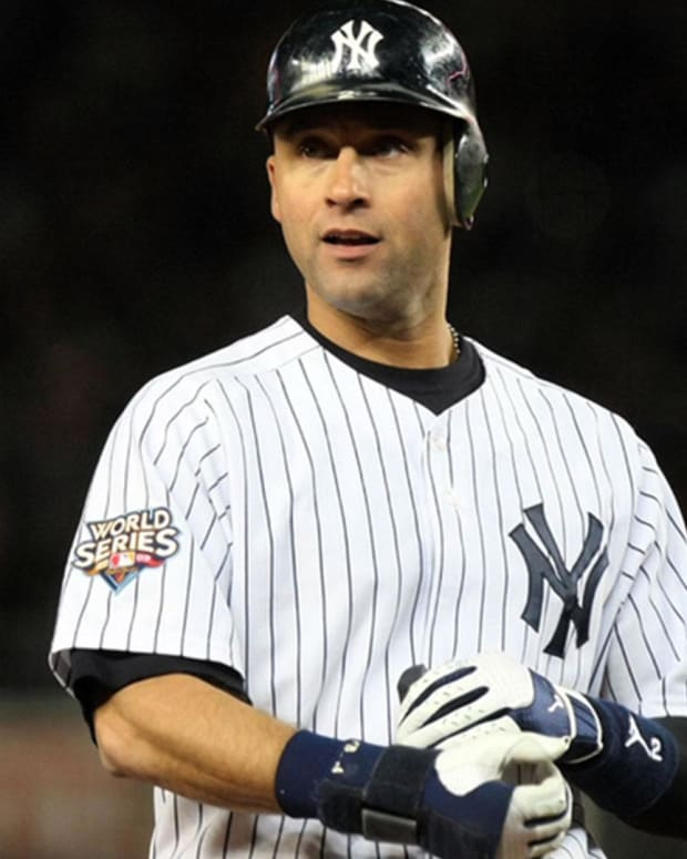 Derek Jeter - Mini Biography