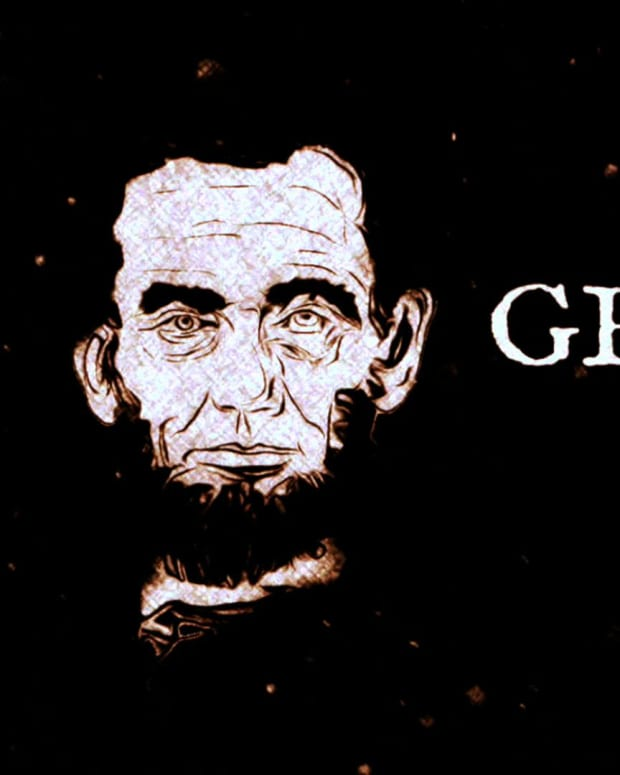 Abraham Lincoln - The Gettysburg Address