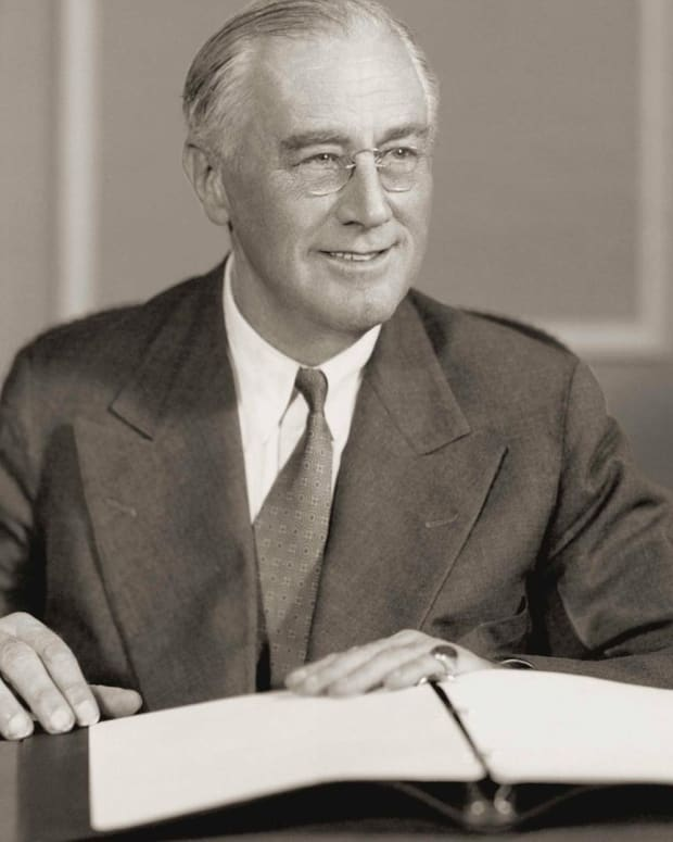 Franklin D. Roosevelt – Social Security