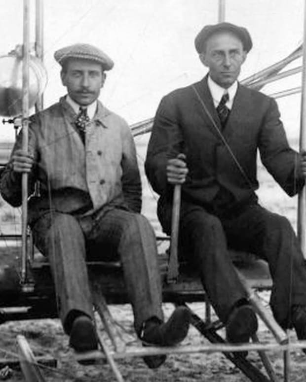 5 Facts About The Wright Brothers
