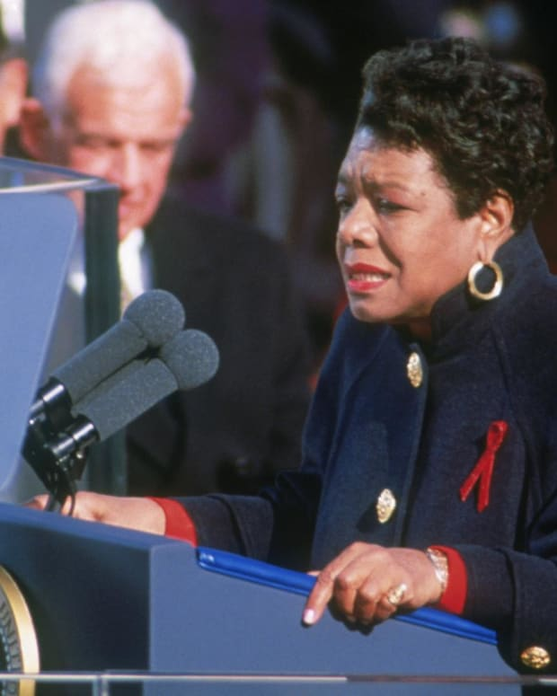 Maya Angelou - On the Pulse of Morning