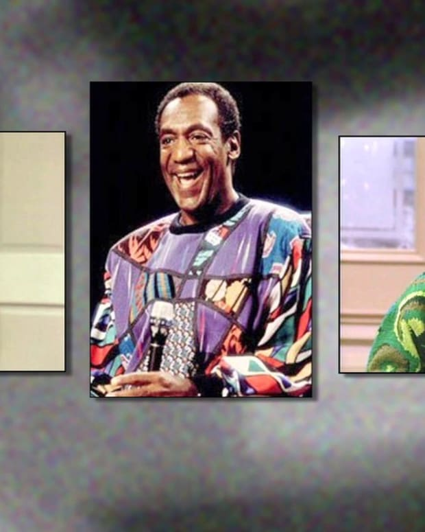 Bill Cosby - History of the Cosby Sweater