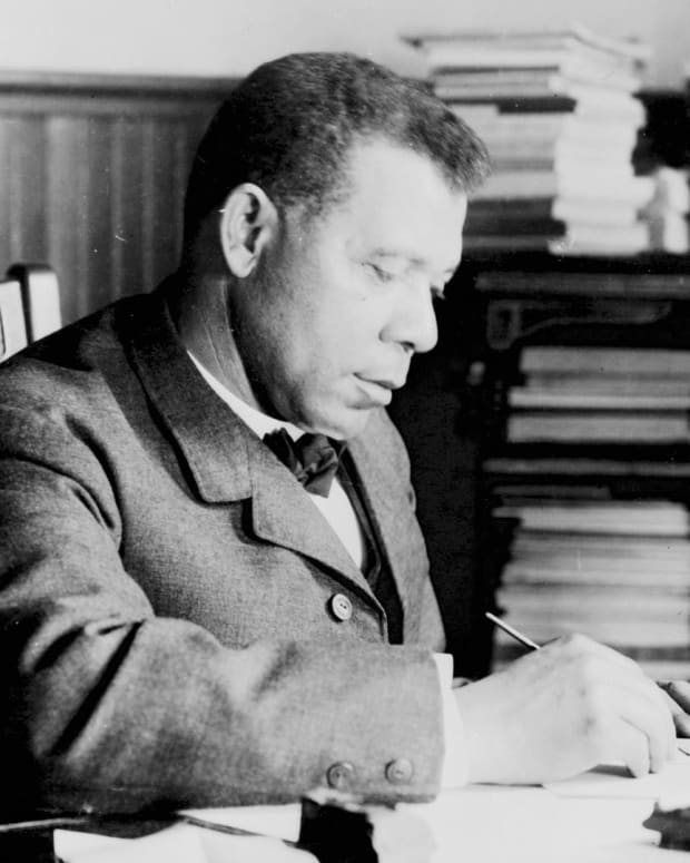 Booker T. Washington - Tuskegee Institute