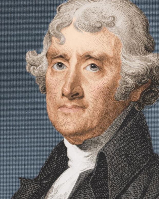 Thomas Jefferson - Living in Paris