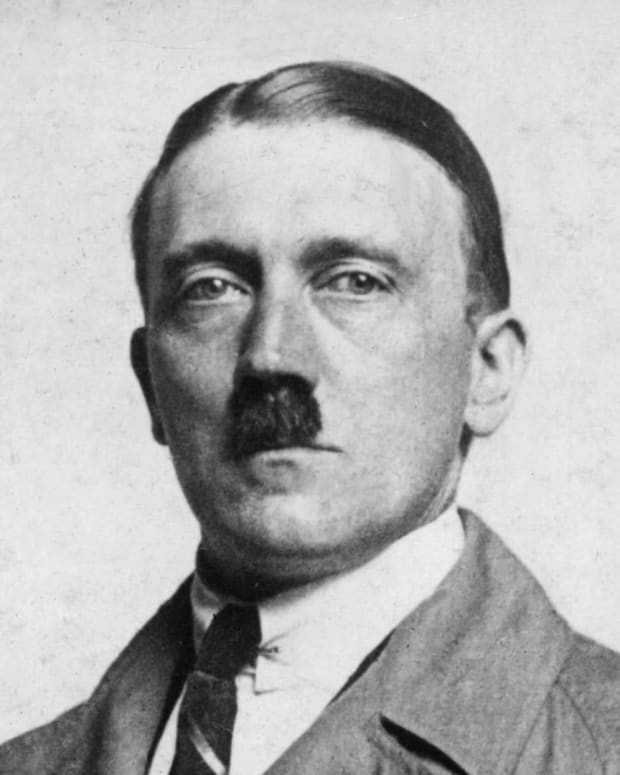 Adolf Hitler - Facist Ruler