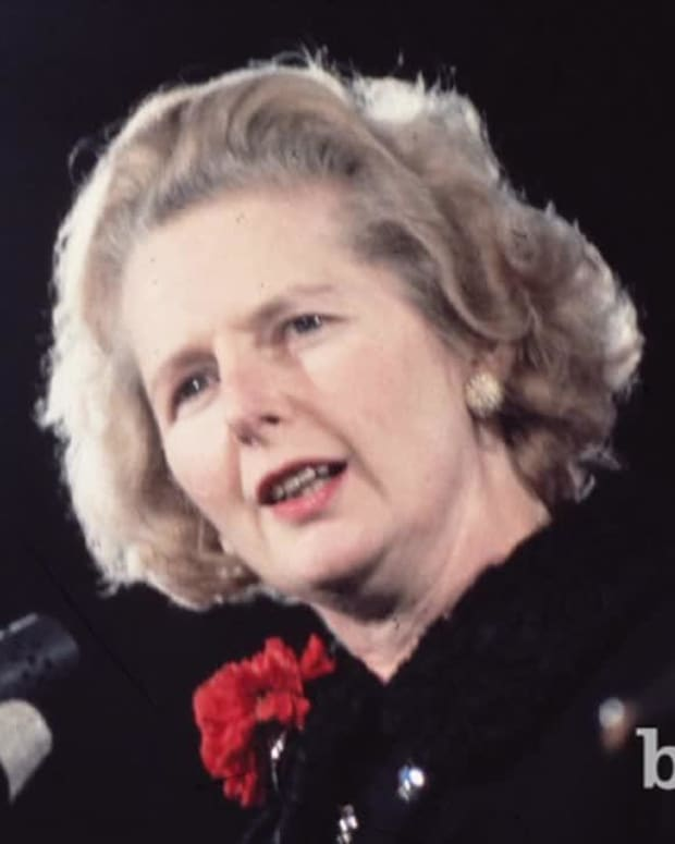 Margaret Thatcher - Mini Biography