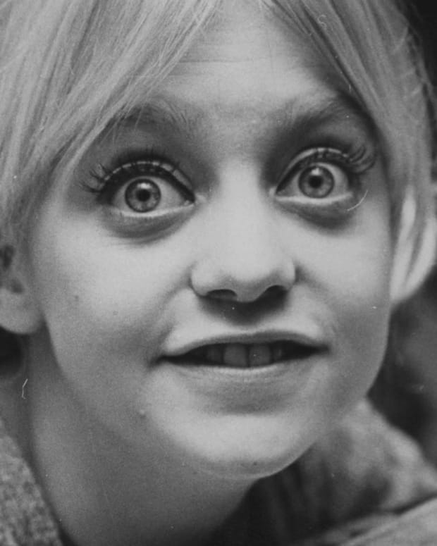 Goldie Hawn - Quirky Comedic Actress