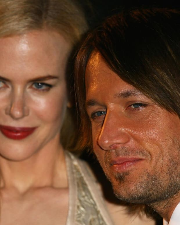 Keith Urban - Meeting Nicole Kidman