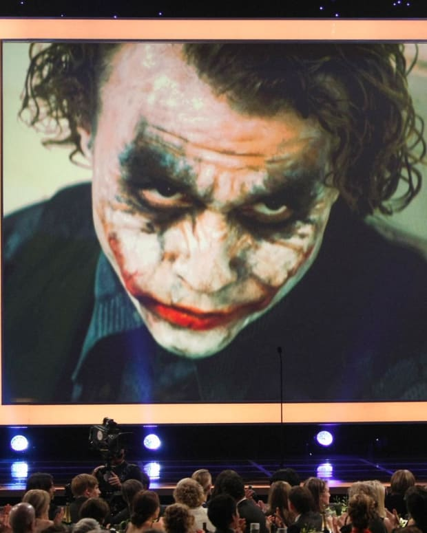 Heath Ledger - The Dark Knight