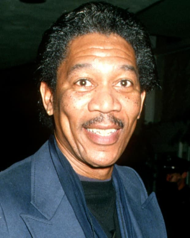 Morgan Freeman - Mini Biography