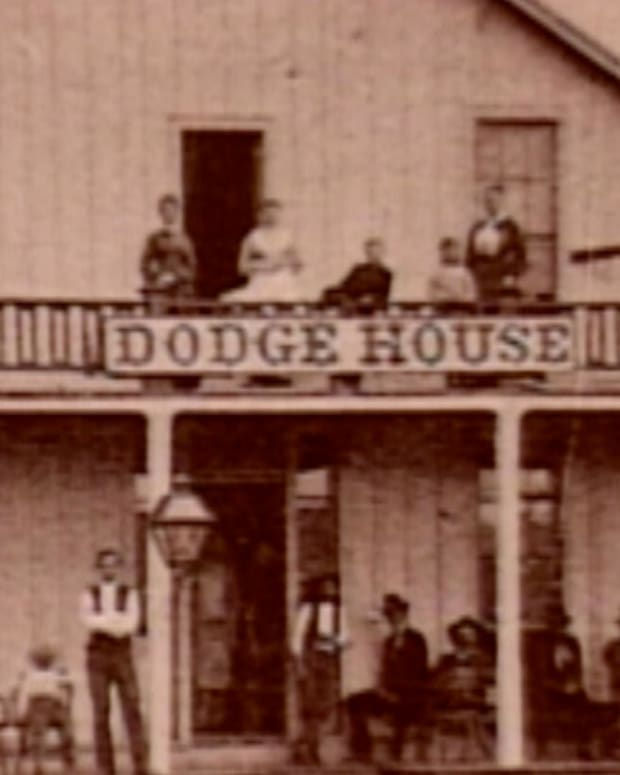 Wyatt Earp - Dodge City