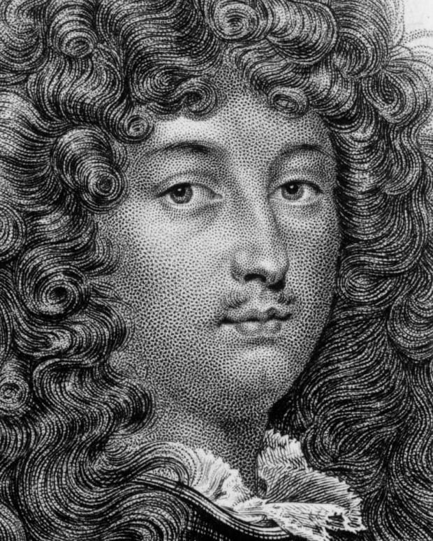Louis XIV - Marriage