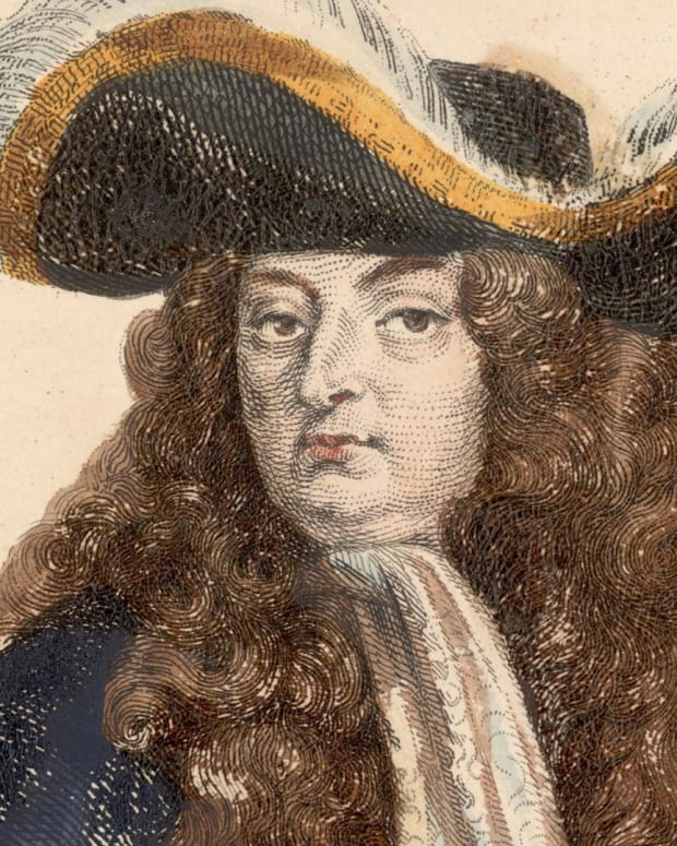 Louis XIV - Early Life