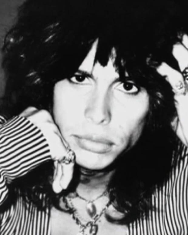 Steven Tyler - Aerosmith's First Opportunity
