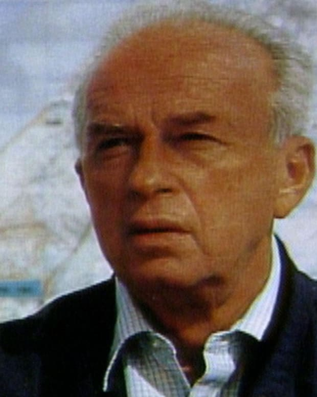 Yitzhak Rabin - Full Biography