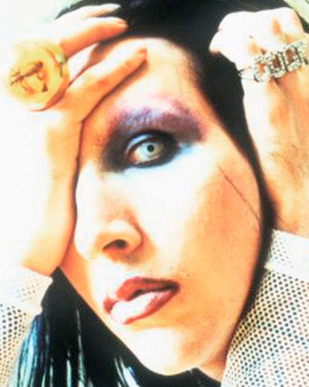 Marilyn Manson - Full Biography
