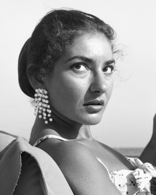 Maria Callas - The Tigress