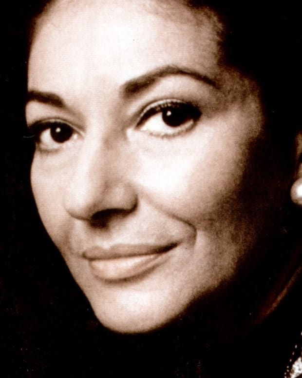 Maria Callas - The Teacher