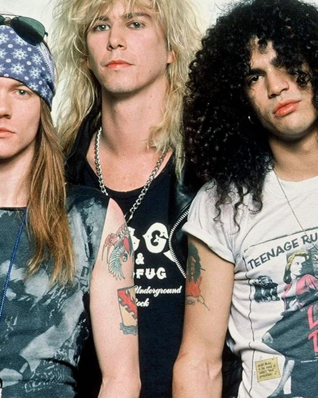 Guns N' Roses - Full Biography