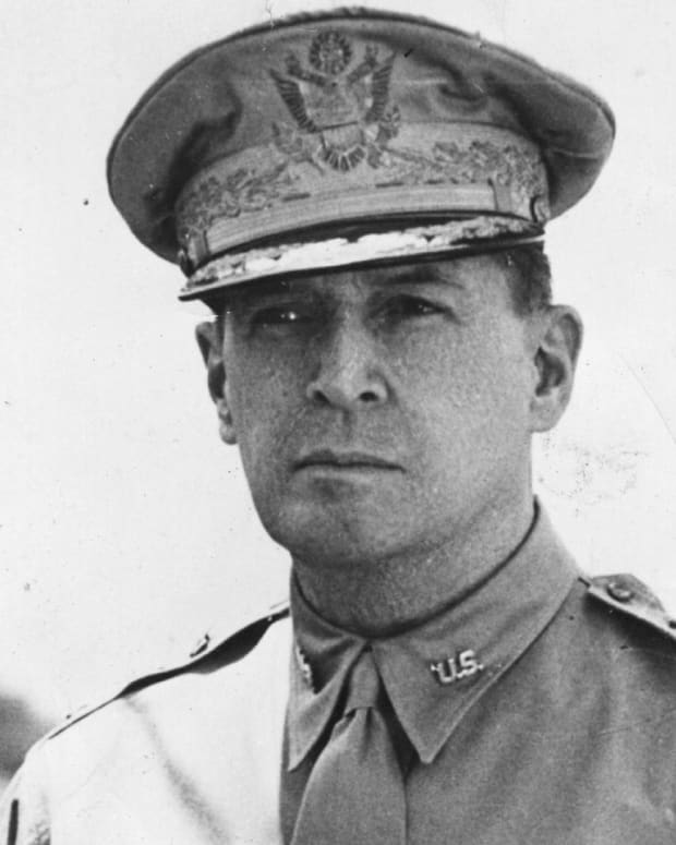 Douglas MacArthur - World War I