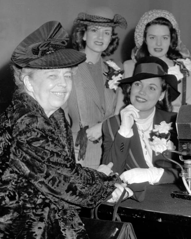 Eleanor Clift on Eleanor Roosevelt as First Lady