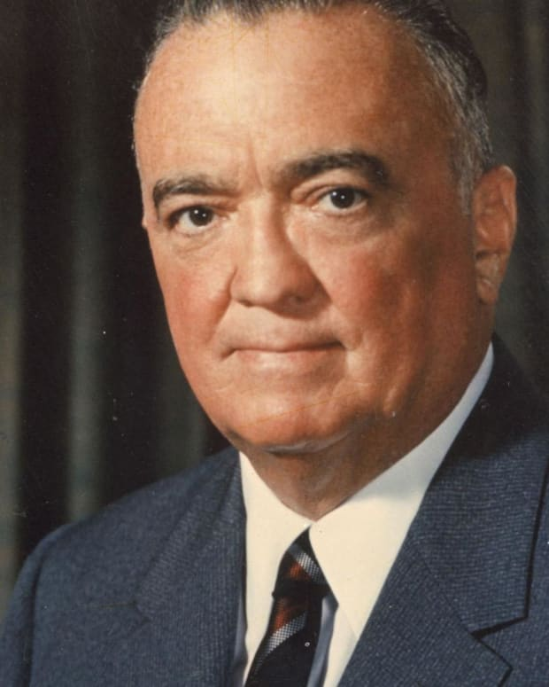 J. Edgar Hoover - Federal Bureau of Investigation