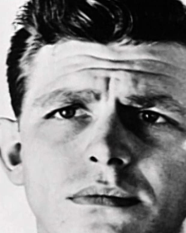 Andy Griffith - First Success