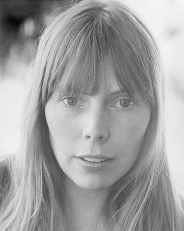 Joni Mitchell - Mini Biography