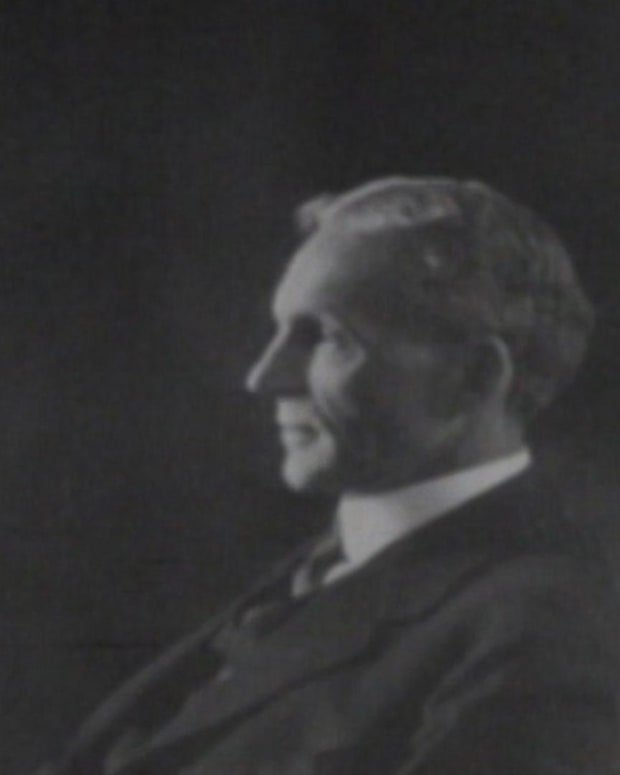 Henry Ford - Political Involvement