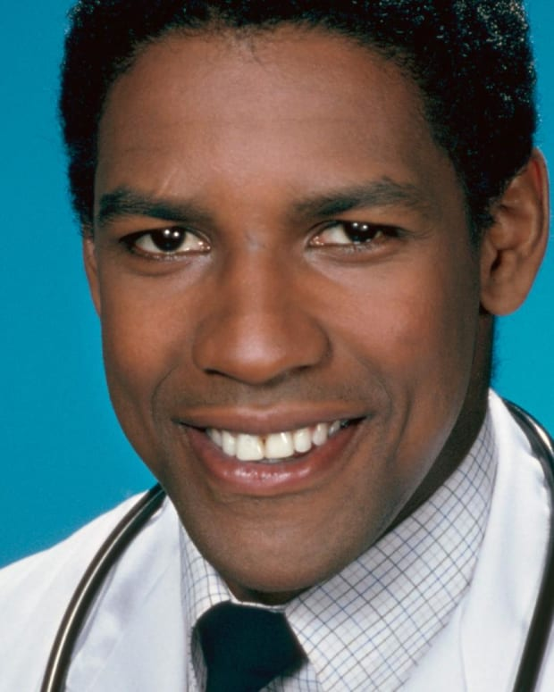 Denzel Washington - St. Elsewhere