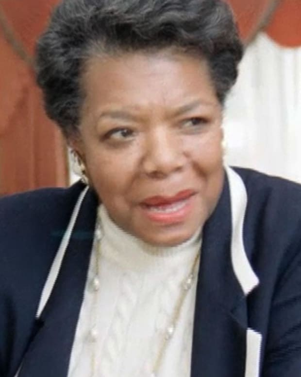 Maya Angelou - Mini Biography
