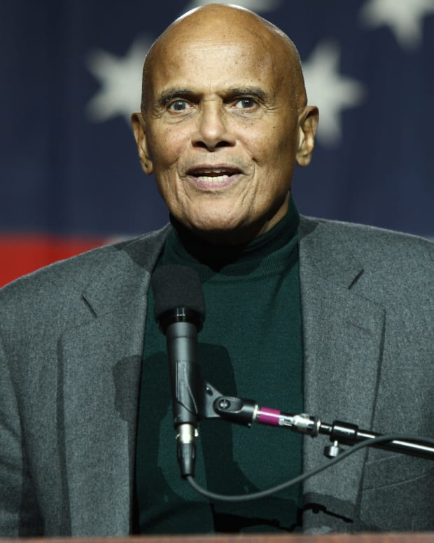 Harry Belafonte in 2009