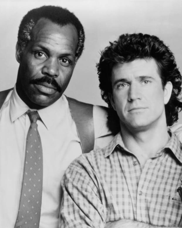 Lethal Weapon 1987 Movie Photo