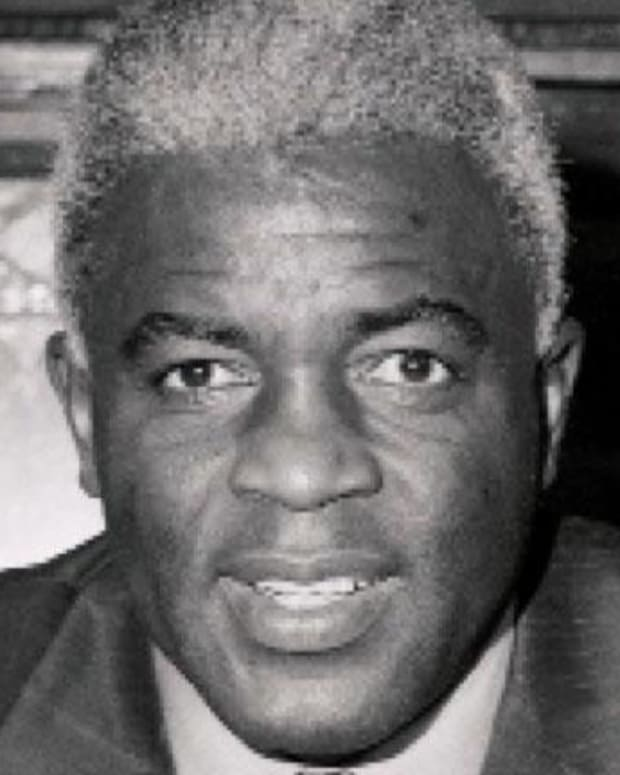 Jackie Robinson - Last Words