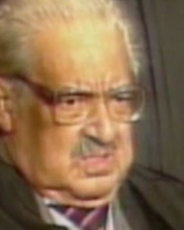 Thurgood Marshall - The Death of Thurgood Marshall