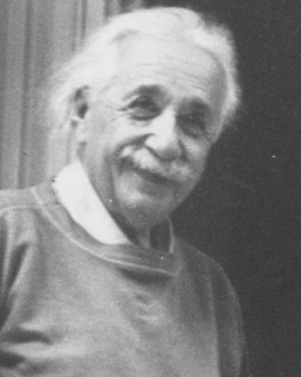 Albert Einstein - Einstein at Princeton